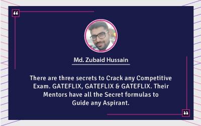 Md. Zubaid Hussain Testimonial For Gateflix