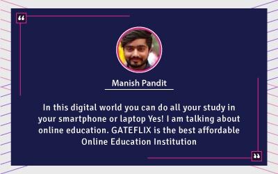 Mr. Manish Pandit Testimonial For Gateflix