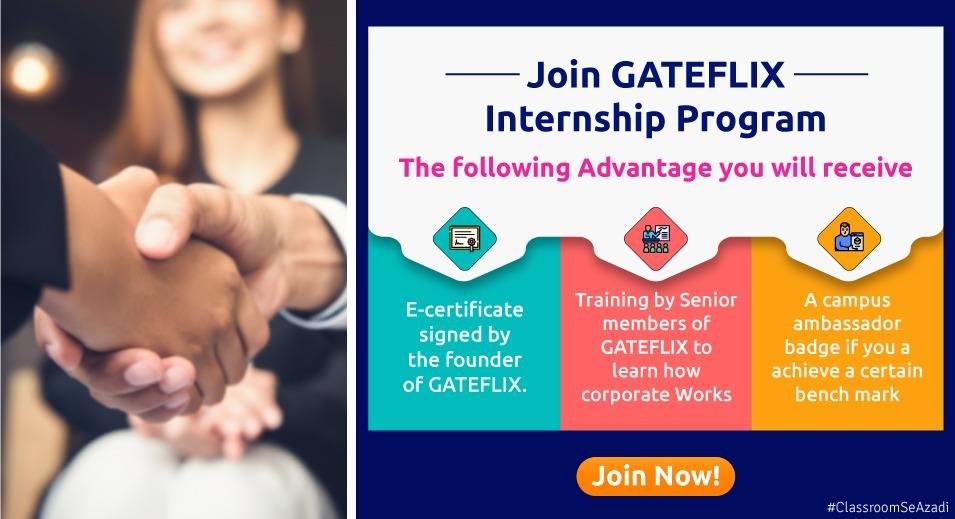 GATE Internship Program